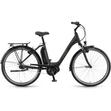Vélo de Ville Électrique WINORA SIMA N7f 400 WAVE Noir 2020
